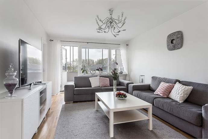 Bild: 3 rum bostadsrätt på Elin Wägnersgatan 1, Uppsala kommun Nyby