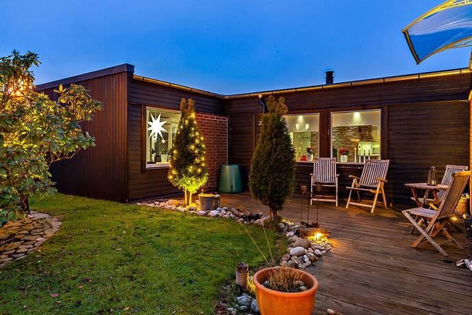 Bild: 4 rum villa på Urnevägen 3, Halmstads kommun Vallås