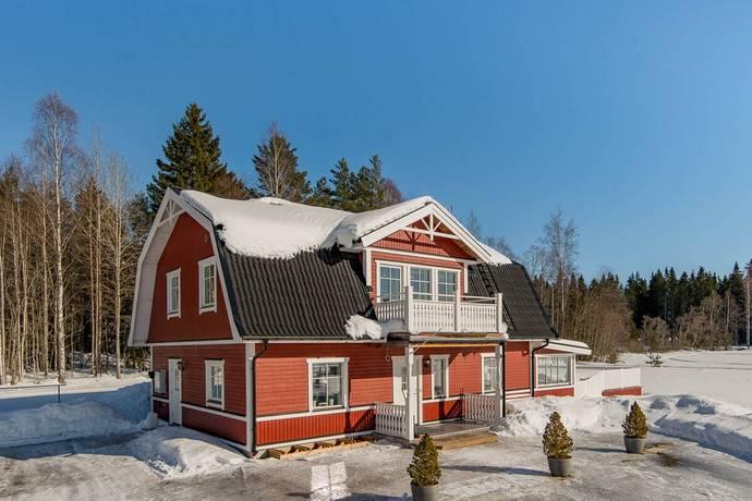 Bild: 7 rum villa på Österfäbodvägen 2, Sandvikens kommun Järbo