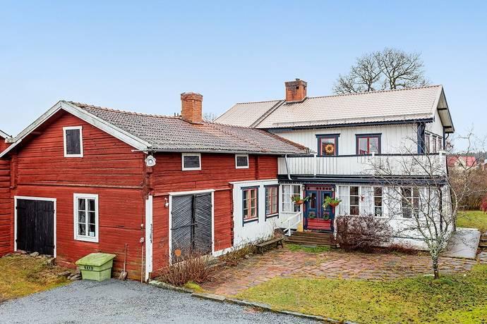 Bild: 8 rum villa på Hovsätter 1131, Bollnäs kommun