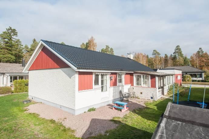 Bild: 4 rum villa på Granstigen 15, Mariestads kommun Grangärdet