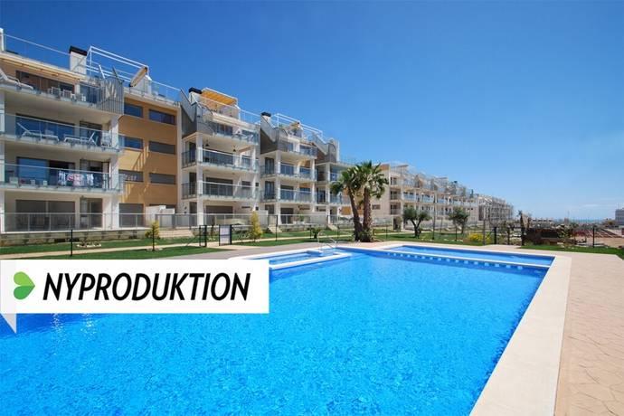 Bild: 4 rum bostadsrätt på Välbyggda lägenheter i Villamartin, Spanien Torrevieja Söder - Villamartin
