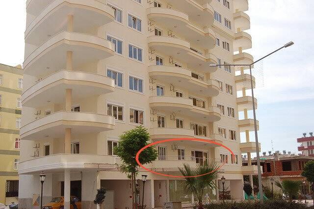 Bild: 3 rum bostadsrätt på Mahmutlar Butterfl id 2537, Turkiet Mahmutlar