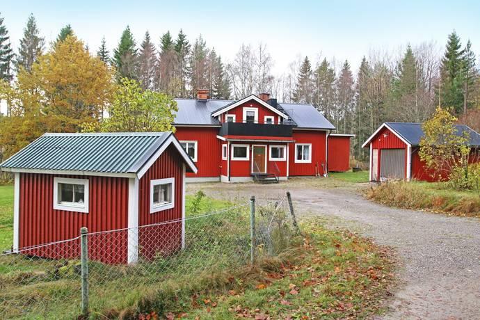 Bild: 6 rum villa på Solkebo 238, Hudiksvalls kommun HUDIKSVALL