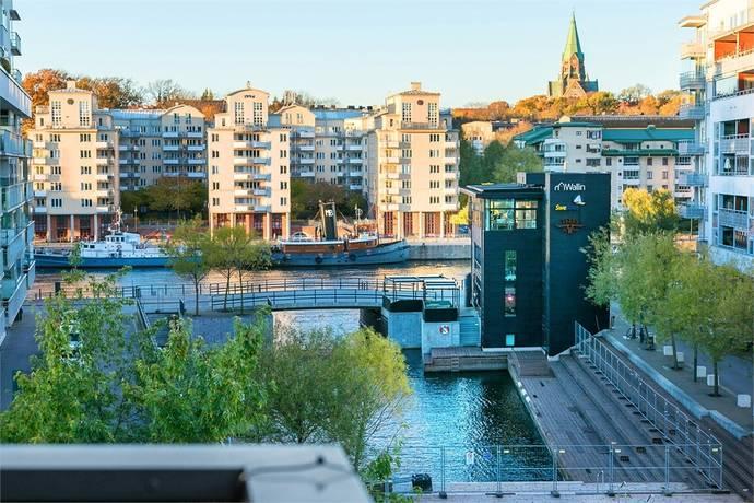 Bild: 2 rum bostadsrätt på Konvojgatan 5, Stockholms kommun Hammarby Sjöstad