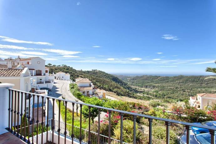 Bild: 4 rum villa på Costa del Sol, Benahavís, Spanien