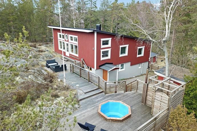 Bild: 4 rum villa på Bergviksvägen  6, Haninge kommun