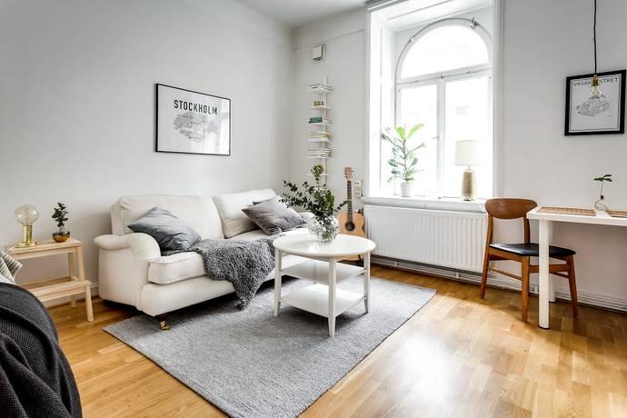Bild: 1 rum bostadsrätt på Upplandsgatan 58, Stockholms kommun Vasastan - Odenplan
