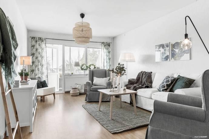 Bild: 2 rum bostadsrätt på Håstensgatan 80, Varbergs kommun Varberg-Doppingen
