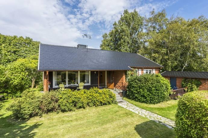 Bild: 4 rum villa på Tingsvägen 17, Halmstads kommun HOLM