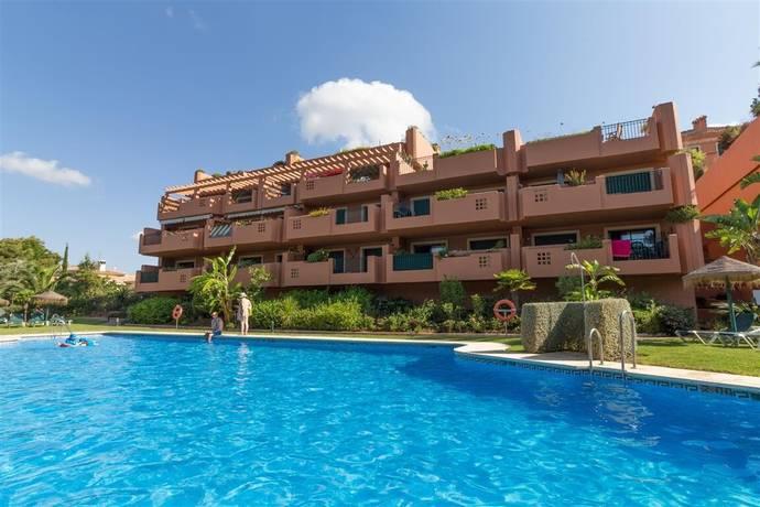 Bild: 3 rum bostadsrätt på Lägenhet i Cabopino, Costa del Sol, Spanien Cabopino