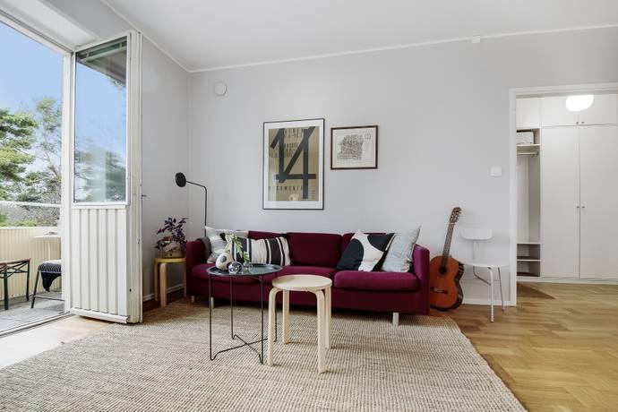 Bild: 2 rum bostadsrätt på Mariestadsvägen 11, Stockholms kommun Hammarbyhöjden