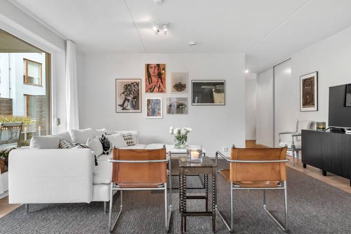 Bild: 5 rum bostadsrätt på Norevägen 55, Danderyds kommun Djursholm - Ösby