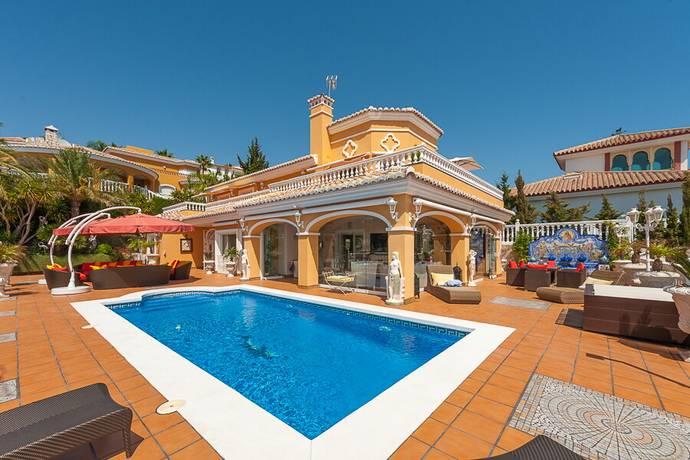 Bild: 4 rum villa på HOT-V5289-SSC, Spanien Mijas Costa