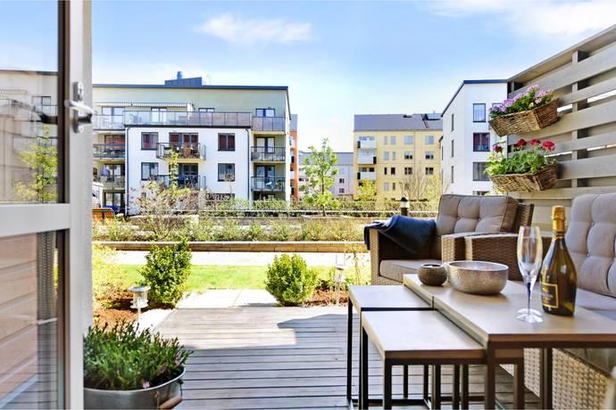 Bild: 2 rum bostadsrätt på Vinthundsgatan 113, Sundbybergs kommun Brotorp - Järvastaden