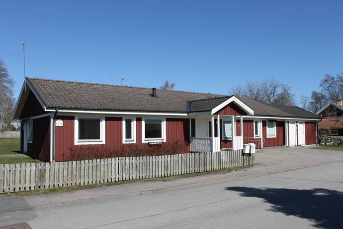 Bild: 8 rum villa på Ängsgatan 15, Uppvidinge kommun