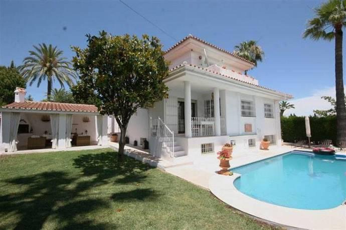 Bild: 6 rum villa på Villa med 5 sovrum till kanonpris, Spanien Marbella - El Paraiso