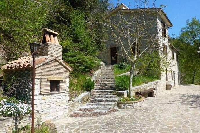 Bild: 3 rum villa på Serra San Quirico, Italien Marche