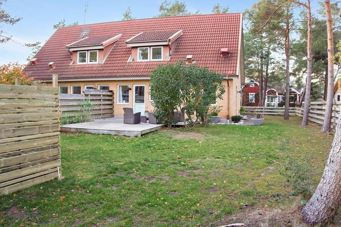Bild: 4 rum radhus på Ljungvägen 44B, Vellinge kommun Höllviken