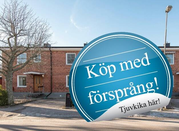 Bild: 4 rum villa på Bäckstugevägen 3C, Gävle kommun Bomhus / Lillhagen