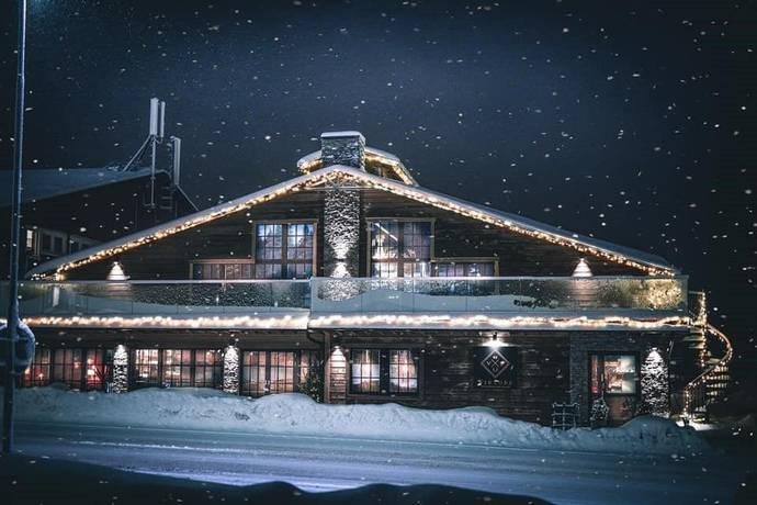 Bild från Lindvallen - Brf Viktors Lodge, Sälfjällstorget
