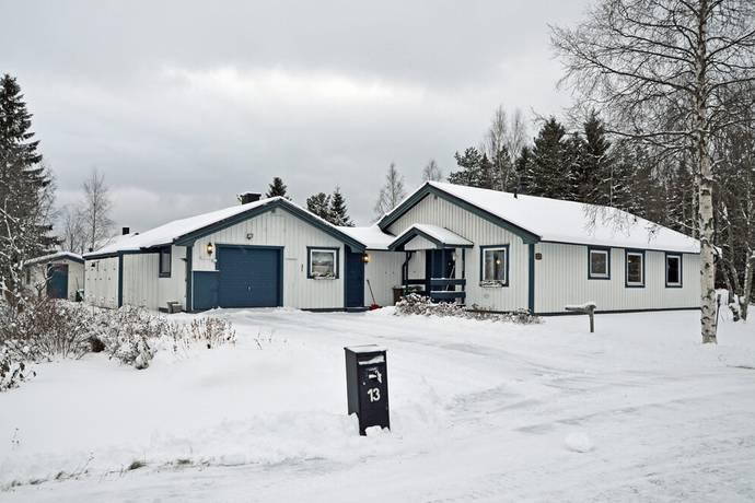 Bild: 4 rum villa på Stagvägen 13, Piteå kommun Rosvik