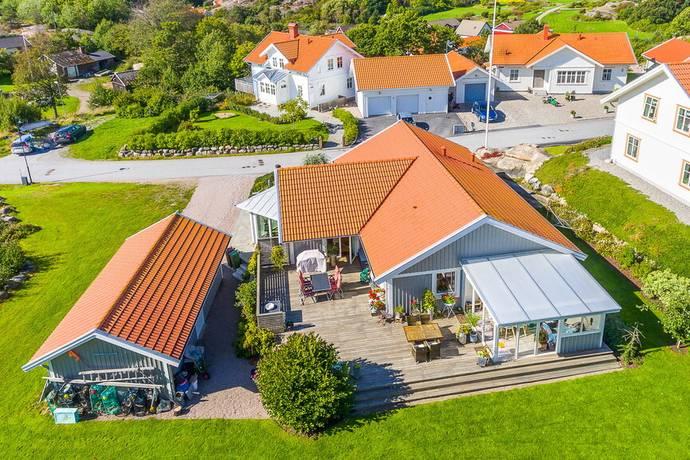 Bild: 4 rum villa på Ejgdekullen 1, Tanums kommun Hamburgsund