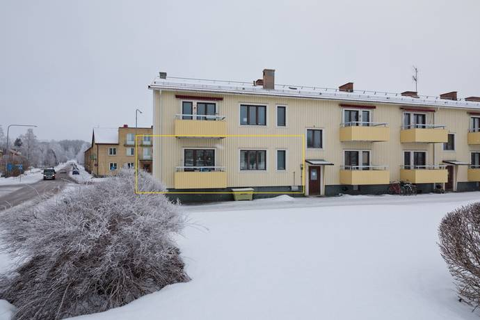 Bild: 3 rum bostadsrätt på Norrbölegatan 44, Skellefteå kommun Norrböle