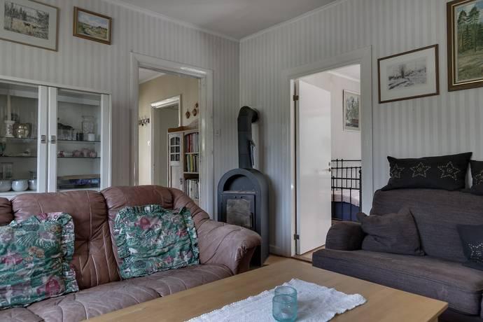 Bild: 3 rum villa på Stationsvägen 8, Lekebergs kommun Mullhyttan