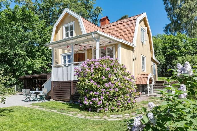 Bild: 5,5 rum villa på Ryttmästarvägen 14, Stockholms kommun Vällingby - Nälsta