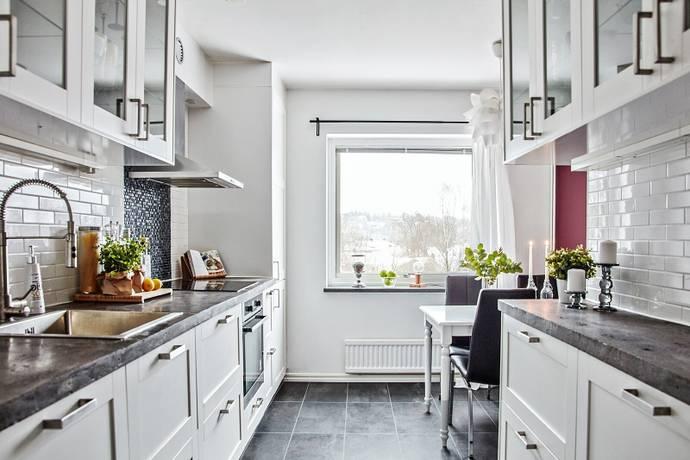 Bild: 2 rum bostadsrätt på Bäckvägen 18 B, Härryda kommun Mölnlycke