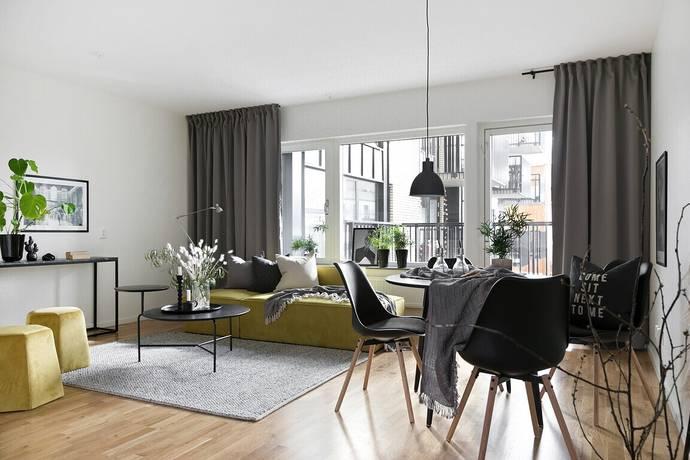 Bild: 2 rum bostadsrätt på Kunskapslänken 54, lgh 1204, Linköpings kommun VALLASTADEN