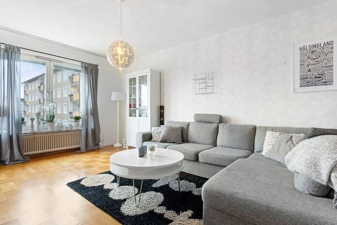 Bild: 2 rum bostadsrätt på Kaptensgatan 13 B, Söderhamns kommun SÖDERHAMN
