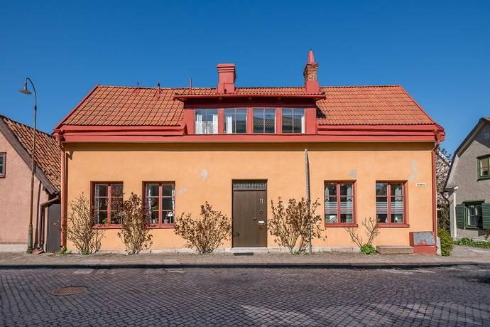 Bild: 7 rum villa på Bredgatan 11, Gotlands kommun Visby-Innerstad