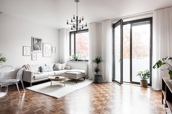 Bild: 2 rum bostadsrätt på Eastmansvägen 8B, Stockholms kommun Vasastan - Vasaparken