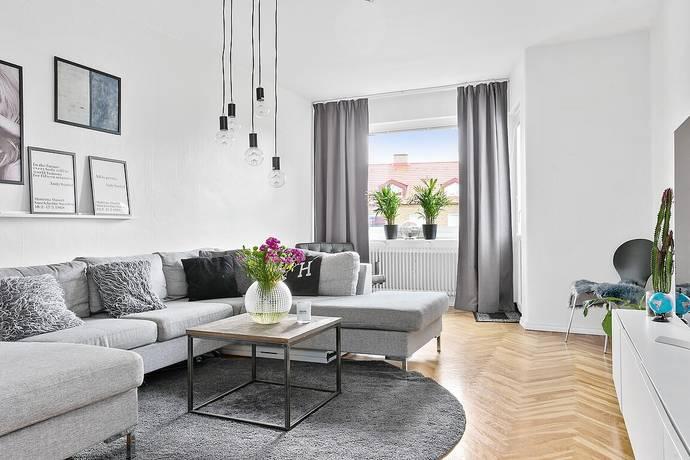 Bild: 2 rum bostadsrätt på Östra Vägen 69B, Varbergs kommun Öster