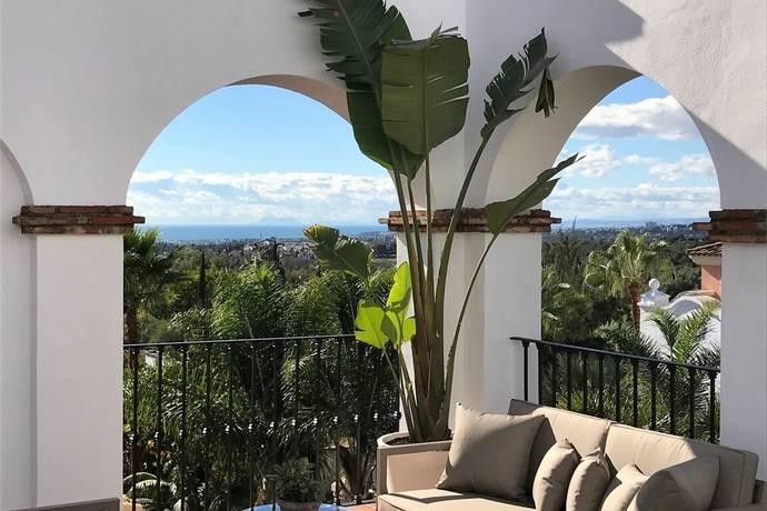 Bild: bostadsrätt på Marbella Sierra Blanca, Spanien Marbella