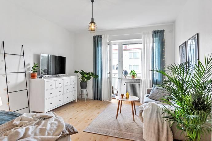 Bild: 1 rum bostadsrätt på Fålhagsleden 6 C, Uppsala kommun Fålhagen