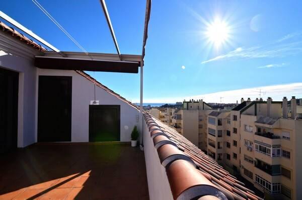 Bild: 1 rum bostadsrätt på Penthouse,  Benalmadena - Costa del Sol (All), ES, Spanien Benalmadena - Costa del Sol