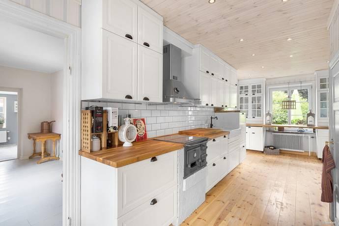Bild: 12 rum villa på Fränningevägen 6, Sjöbo kommun Vollsjö