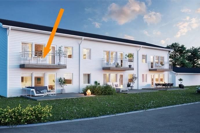 Bild: 4 rum bostadsrätt på Klackbergsvägen 70 (6 lgh), Norbergs kommun