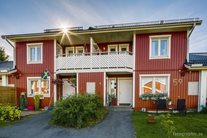 Bild: 4 rum bostadsrätt på Stackvägen 59, Bodens kommun Torpgärdan