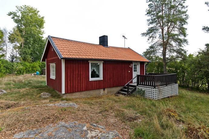 Bild: 1 rum fritidshus på Mervalla Lisseberg, Strängnäs kommun STALLARHOLMEN