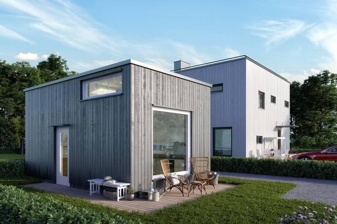 Bild: 3 rum bostadsrätt på Makrillvägen 13 C, Lidingö kommun Sticklinge