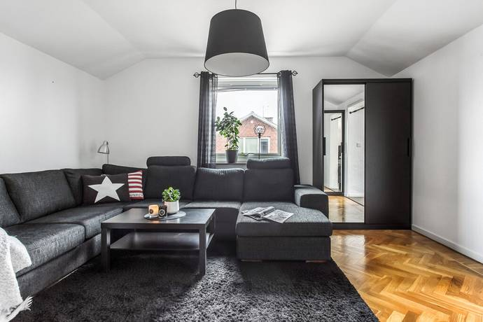 Bild: 1,5 rum bostadsrätt på Falkenbergsgatan 19, Varbergs kommun Söder