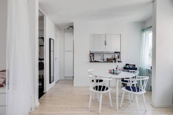 Bild: 1 rum bostadsrätt på Möllevångsvägen 14B, Lunds kommun Möllevången