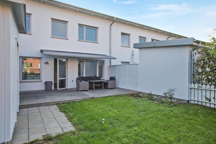 Bild: 5 rum radhus på Vimmerbyvägen 13, Malmö kommun Gyllins Trädgård