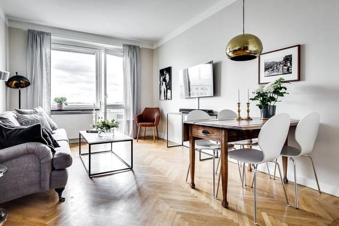 Bild: 2 rum bostadsrätt på Smedsbacksgatan 26, Stockholms kommun Gärdet