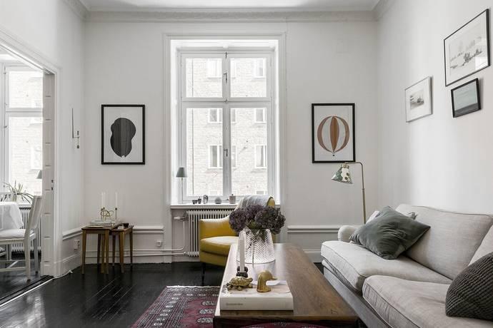 Bild: 2 rum bostadsrätt på Södermannagatan 34, 1tr, Stockholms kommun Södermalm - Nytorget