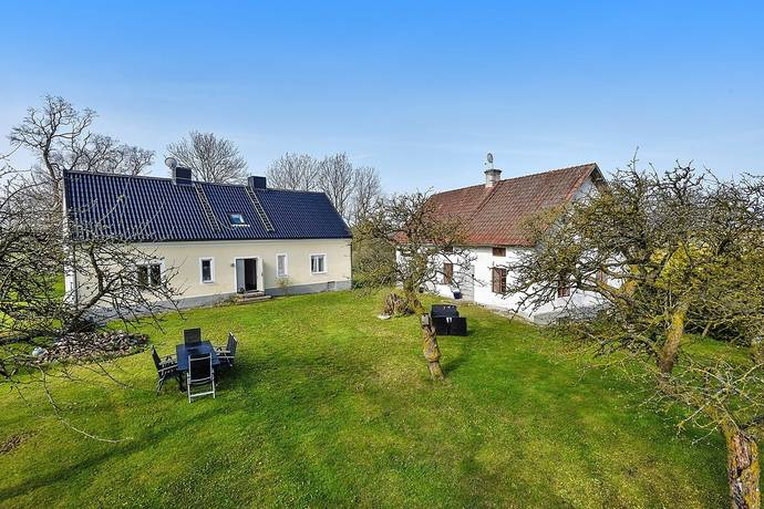 Bild: 5 rum gård/skog på Stenkyrka Sudergårds 170, Gotlands kommun Norra Gotland